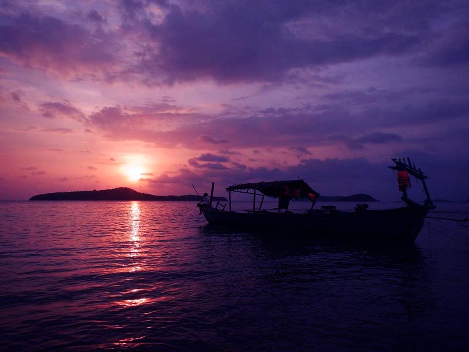 Sunset ecotour Kep Aventures